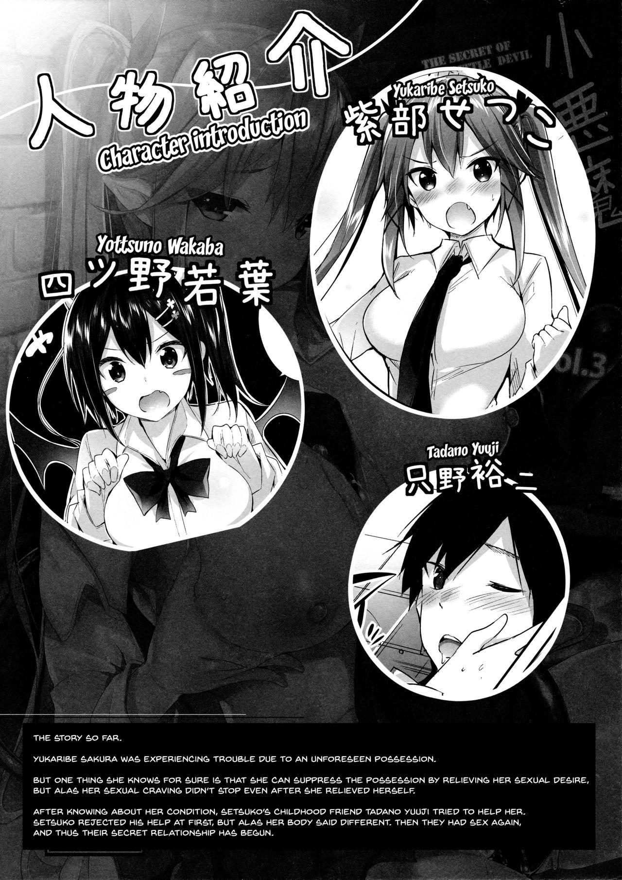 Koakuma Setsuko no Himitsu Vol. 3 2