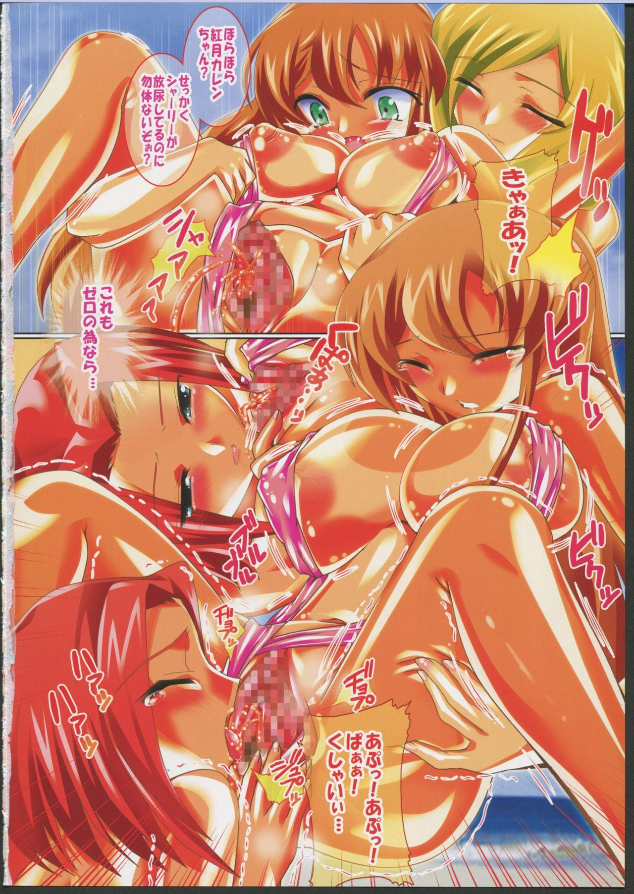 Geass R3!? Chou Minor Chara Hon + Full Color Soushuuhen 10
