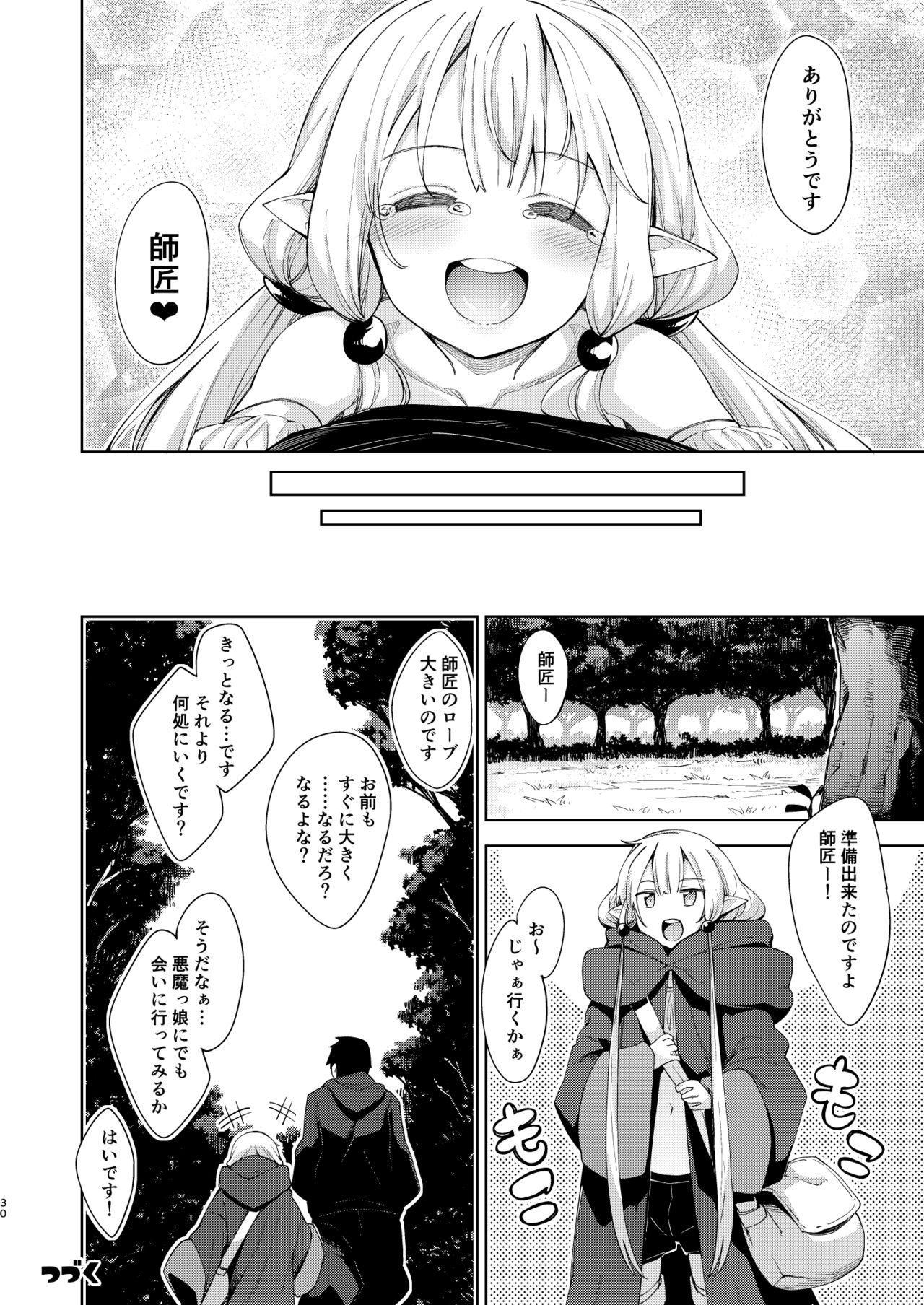Isekai Kita no de Mahou o Sukebe na Koto ni Riyou Shiyou to Omou II 28