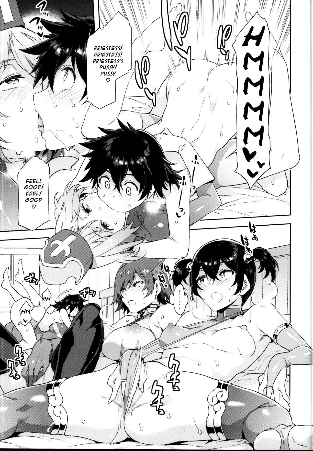 Seiyoku ni Shoujiki Sugiru Shota Yuusha   The boy hero who was too frank with his lust/Seiyoku ni Shoujiki Sugiru Shota Yuusha 18