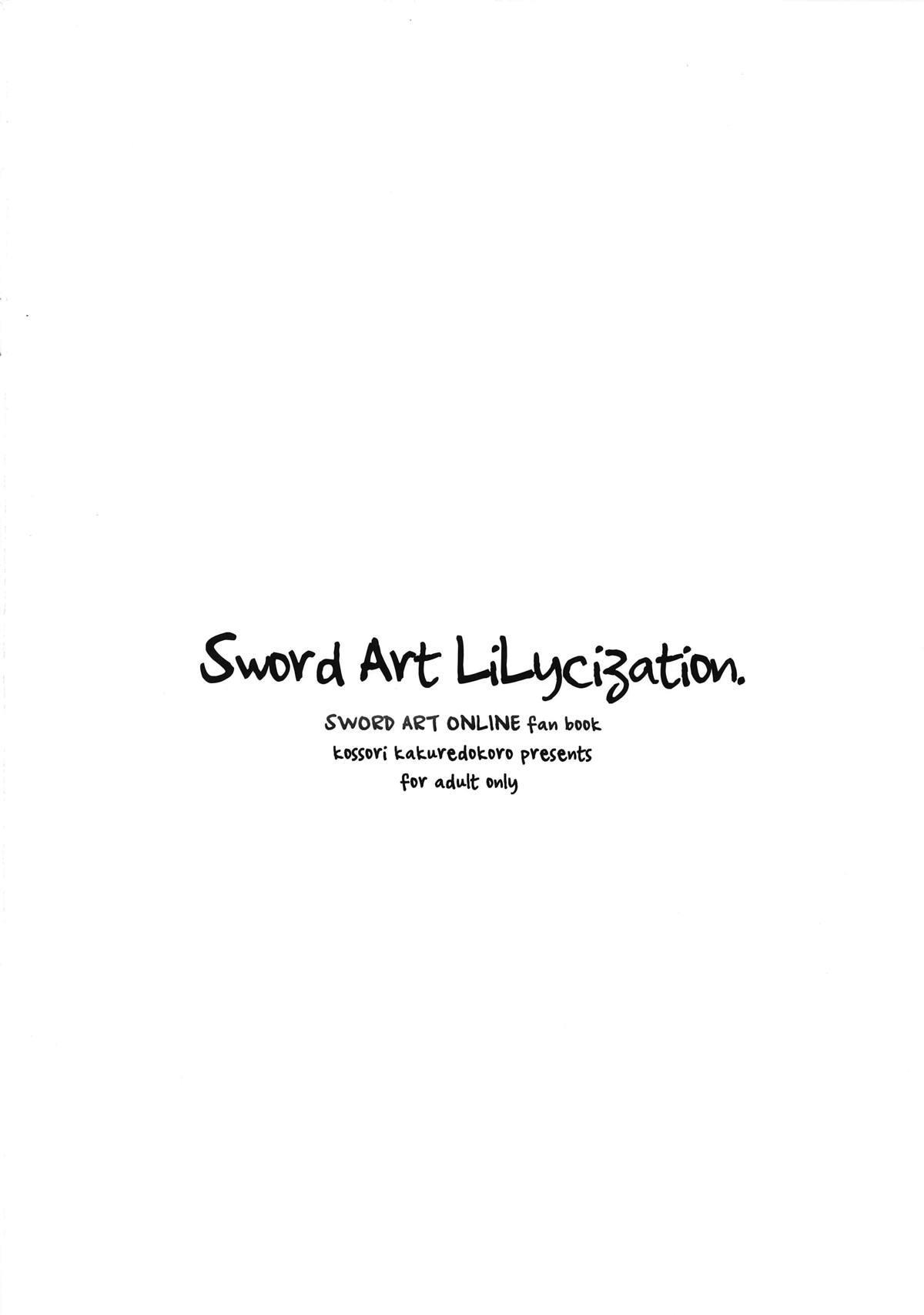 Sword Art Lilycization. 17