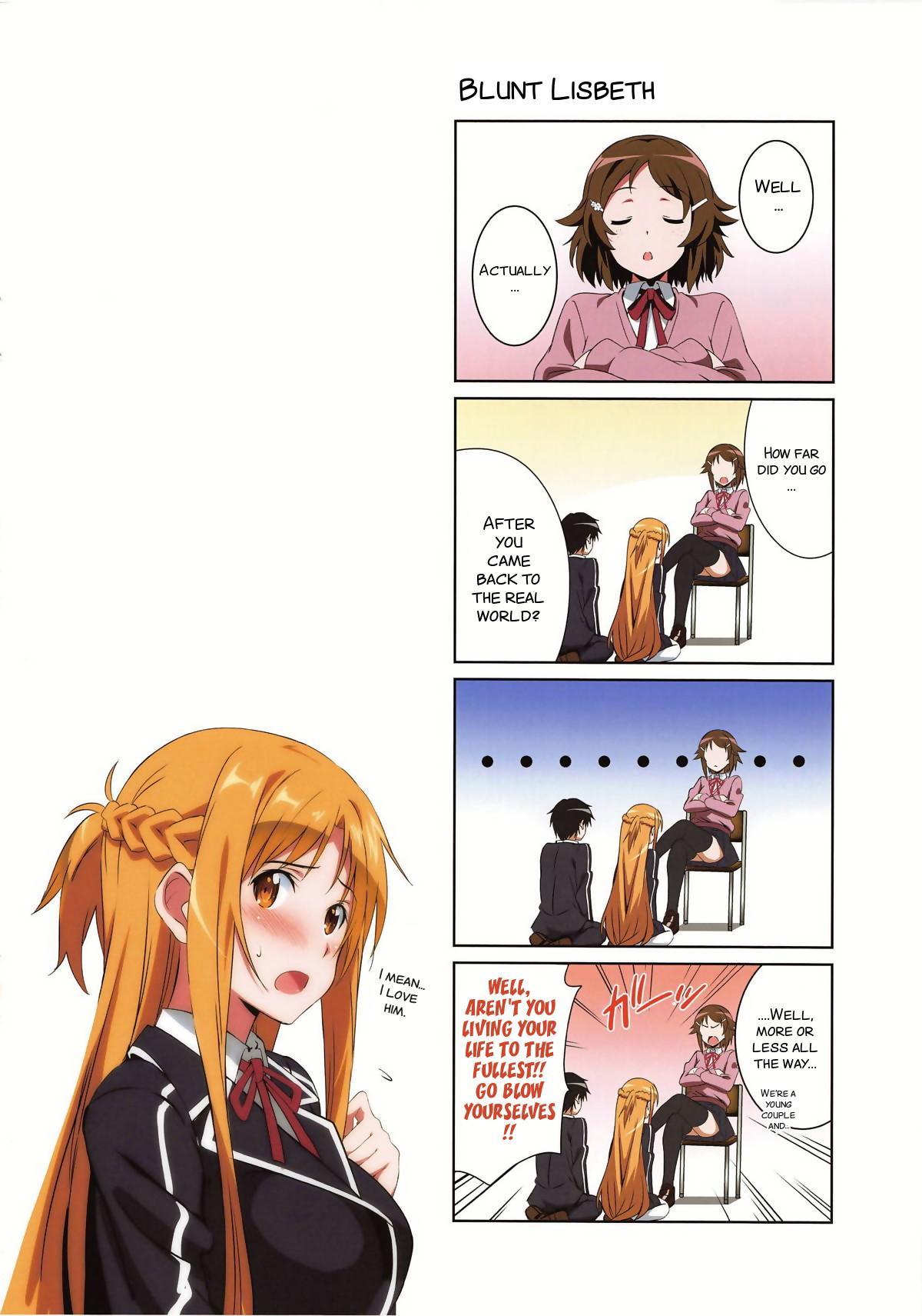 Sword Art Lilycization. 11