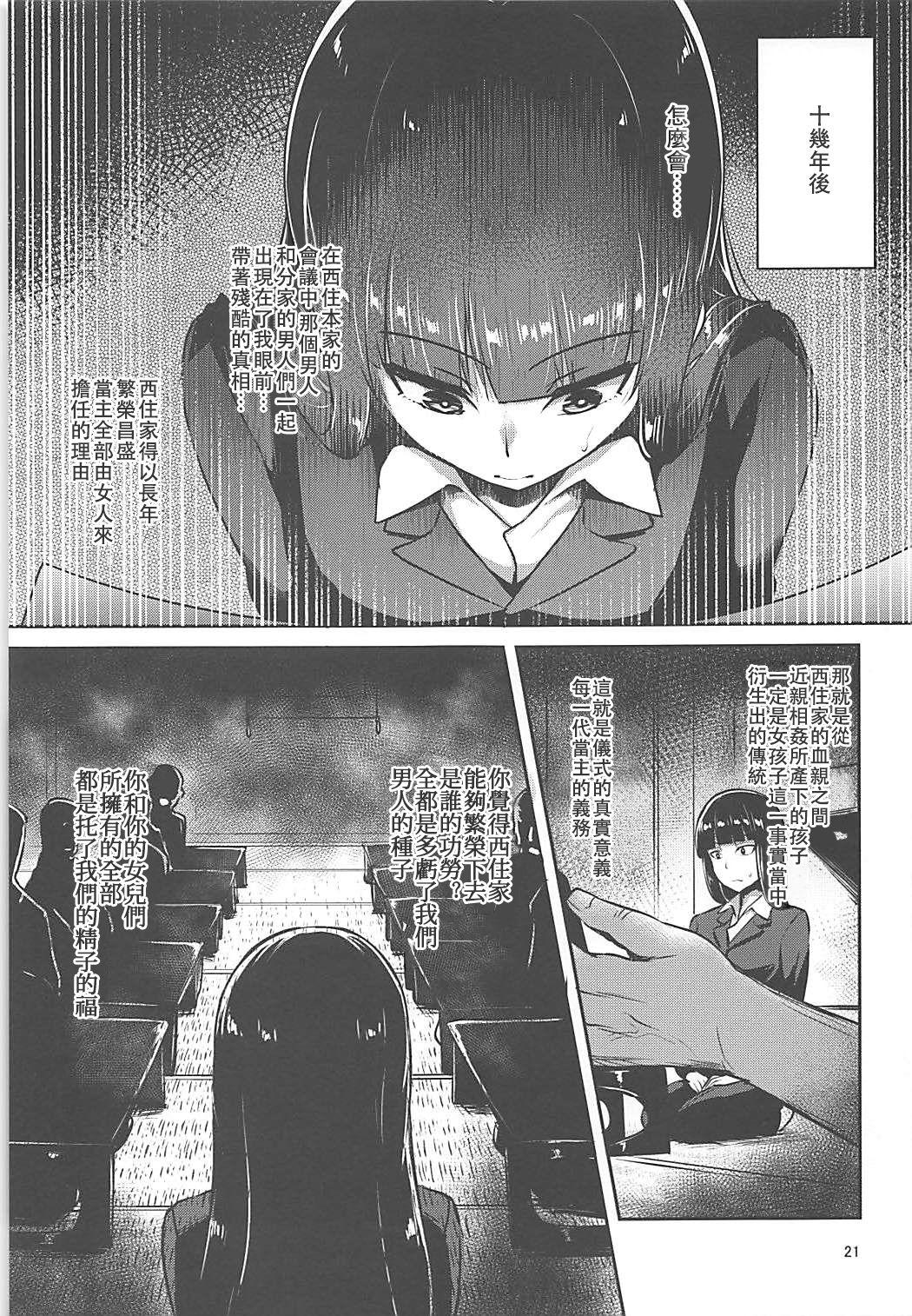 Nishizumi-Ryuu Iemoto no Sodatekata 20