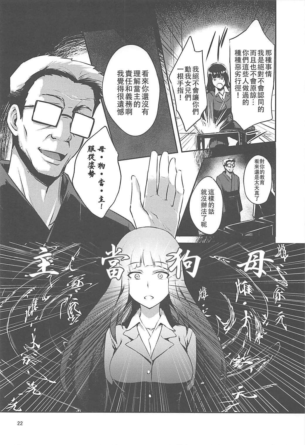 Nishizumi-Ryuu Iemoto no Sodatekata 21