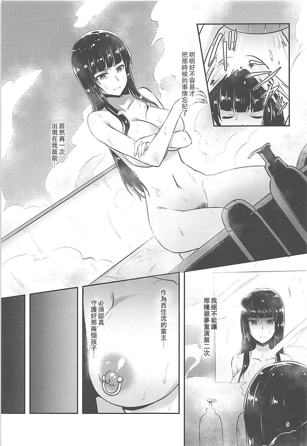 Nishizumi-Ryuu Iemoto no Sodatekata 4