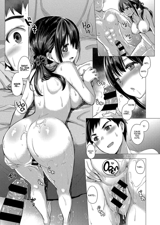 Arashi no Naka de Kagayaite   Shining Through 18
