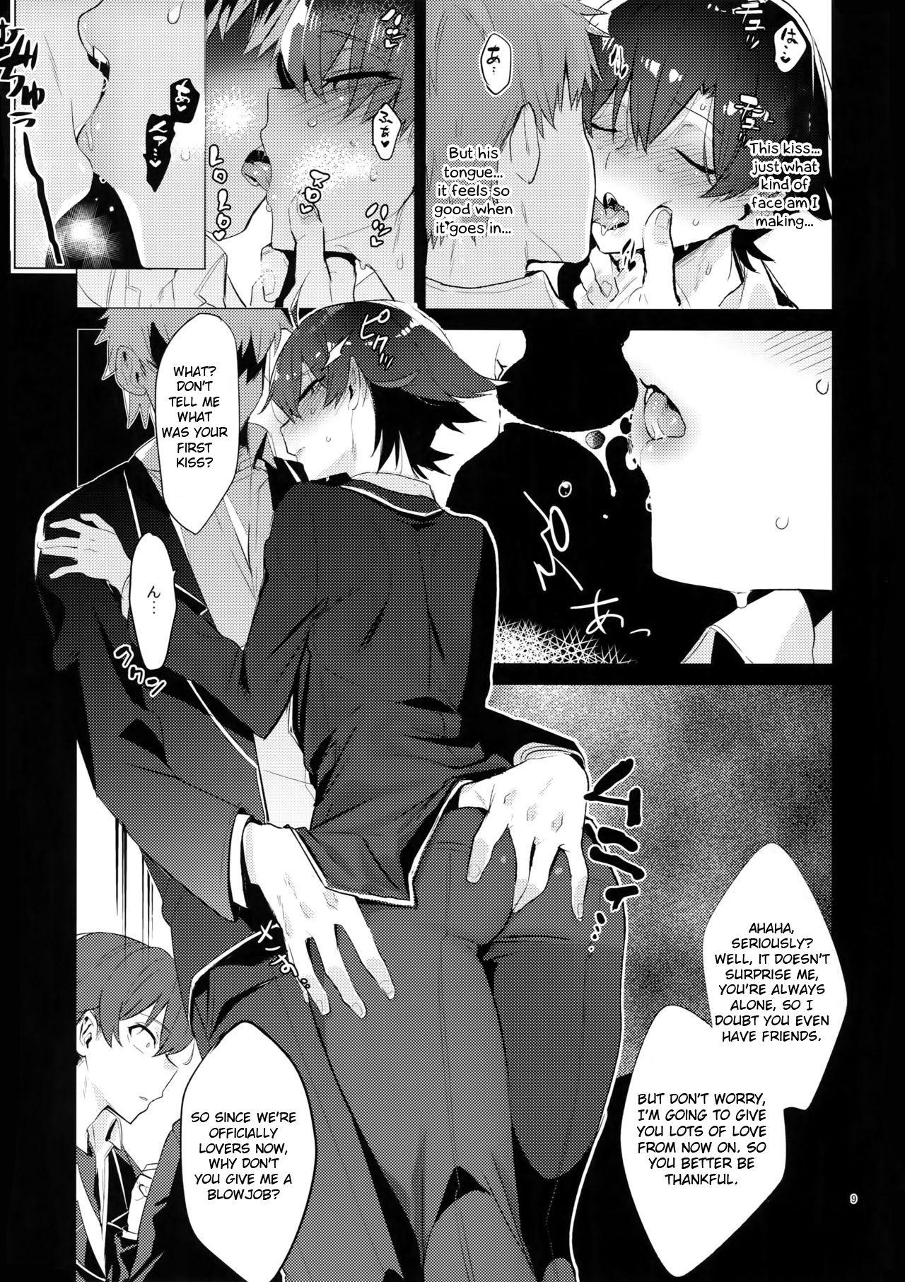 Hikigaya Hachiman o Saiminjutsu de Kanojo ni Shite Yaritai Houdai Suru Hon. 7