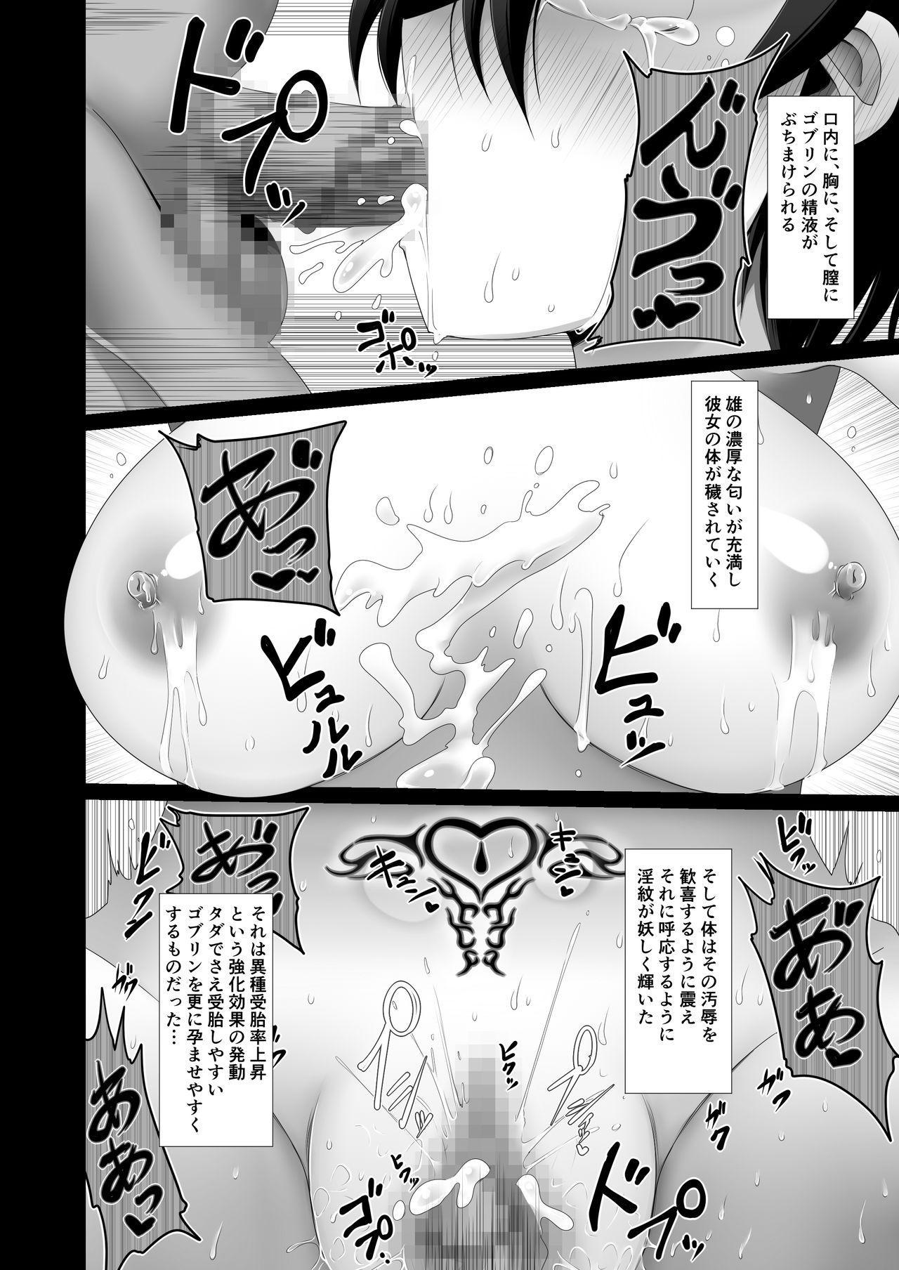 Boukensha Guild Nintei Kikendo Toku S Rank Monster Houkokusho Inmon Goblin 13