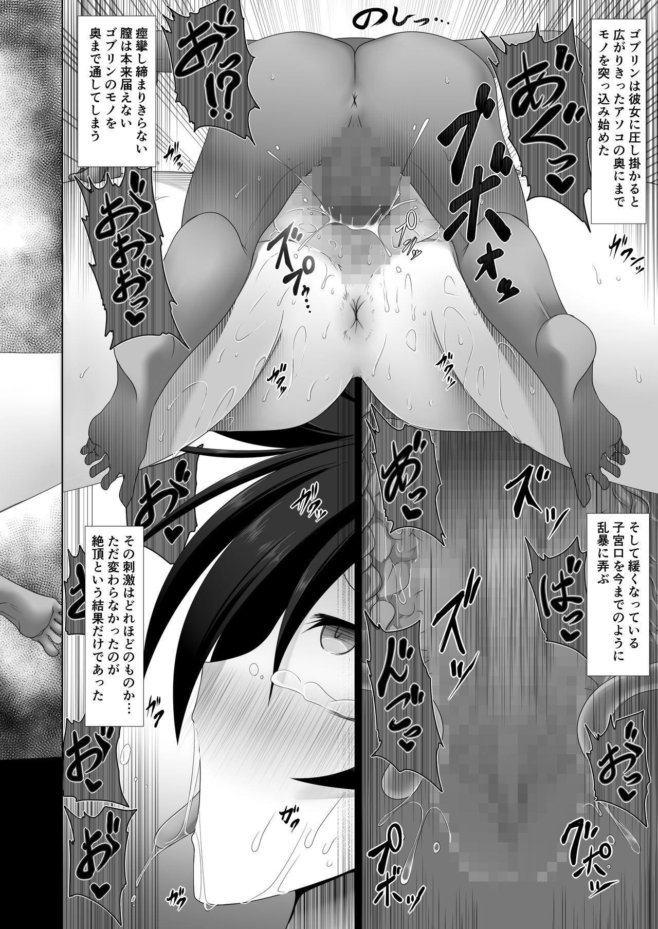 Boukensha Guild Nintei Kikendo Toku S Rank Monster Houkokusho Inmon Goblin 21