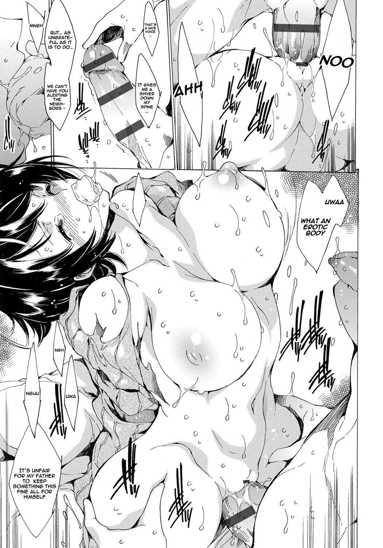 Watashi Tobu made Okasarechau... | I'll Be Raped Until I More Than Orgasm Ch. 1-5 52