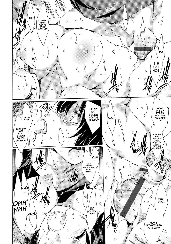 Watashi Tobu made Okasarechau... | I'll Be Raped Until I More Than Orgasm Ch. 1-5 53