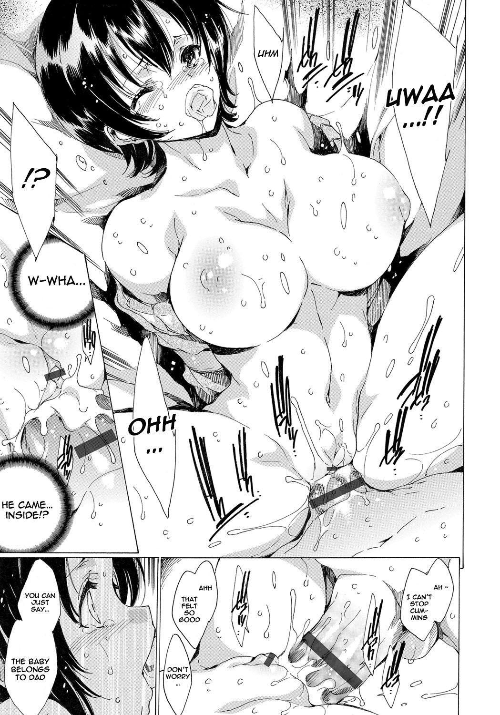 Watashi Tobu made Okasarechau... | I'll Be Raped Until I More Than Orgasm Ch. 1-5 54