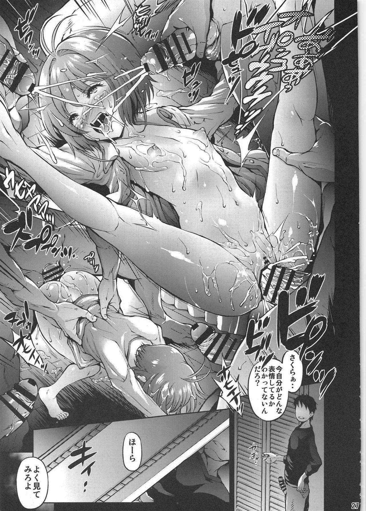 Kagami no Naka no CHERRIES CC II 25