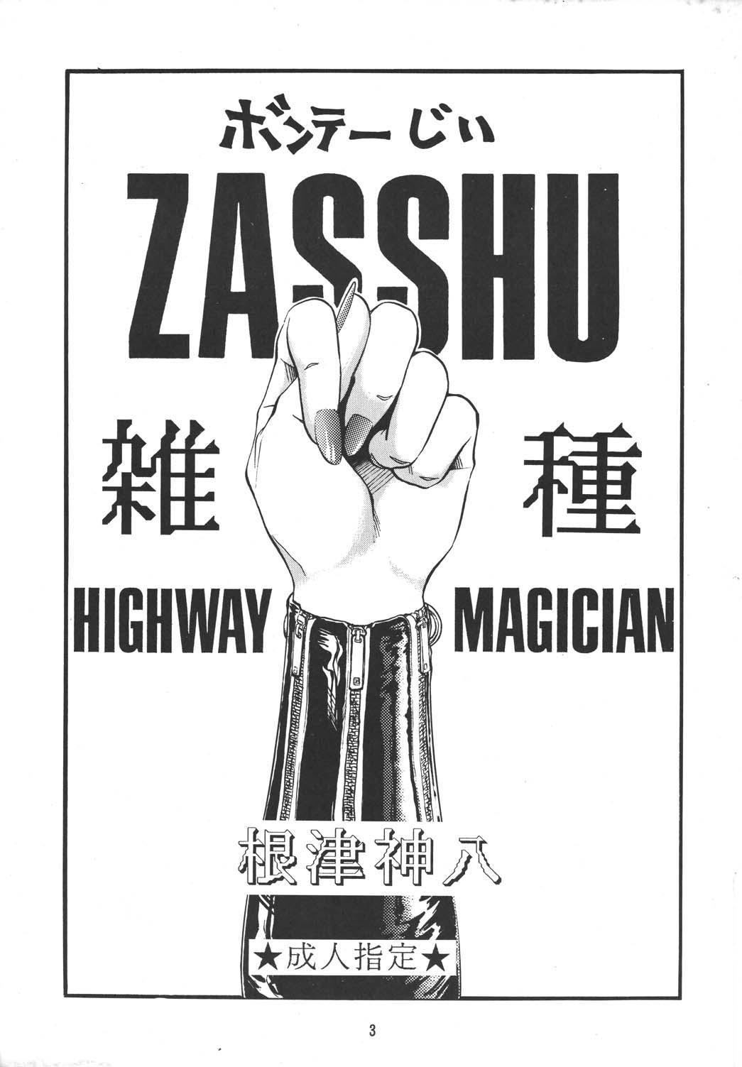 Zasshu 2