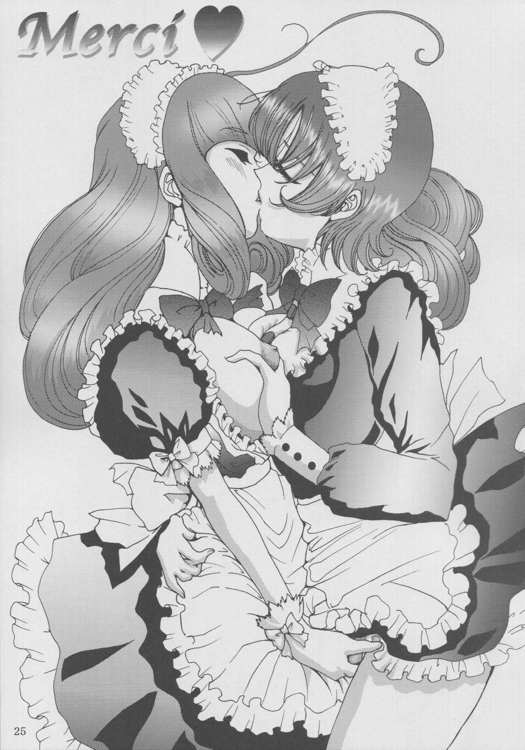 Maid Taisen Plus 23