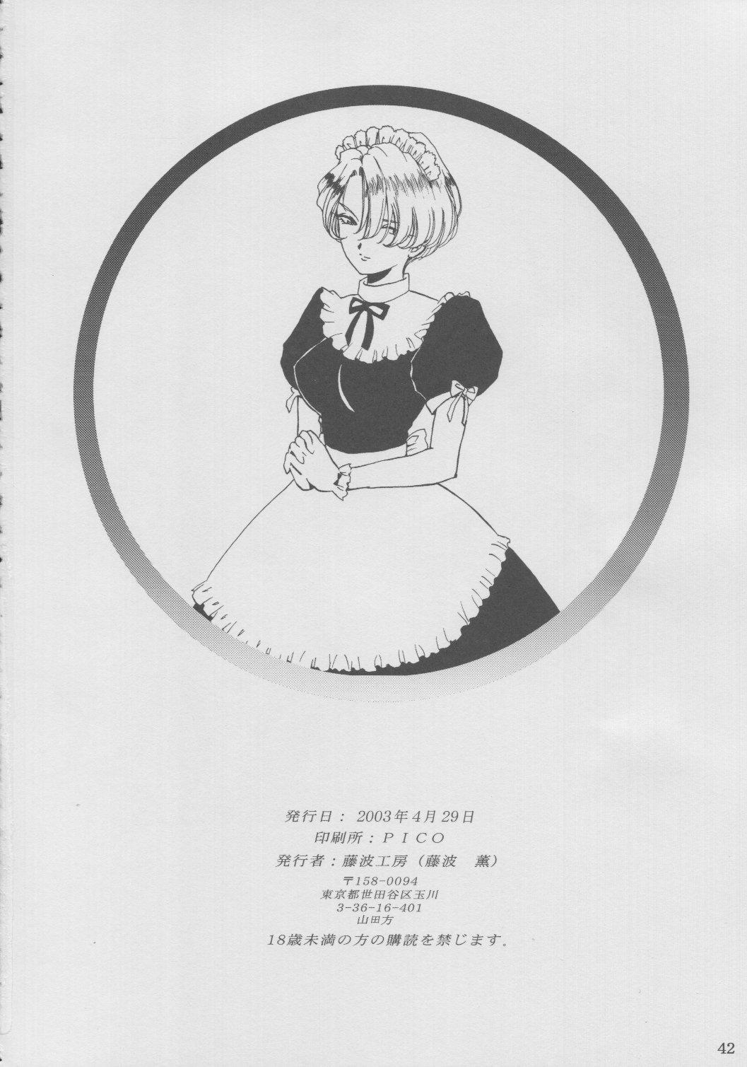 Maid Taisen Plus 40