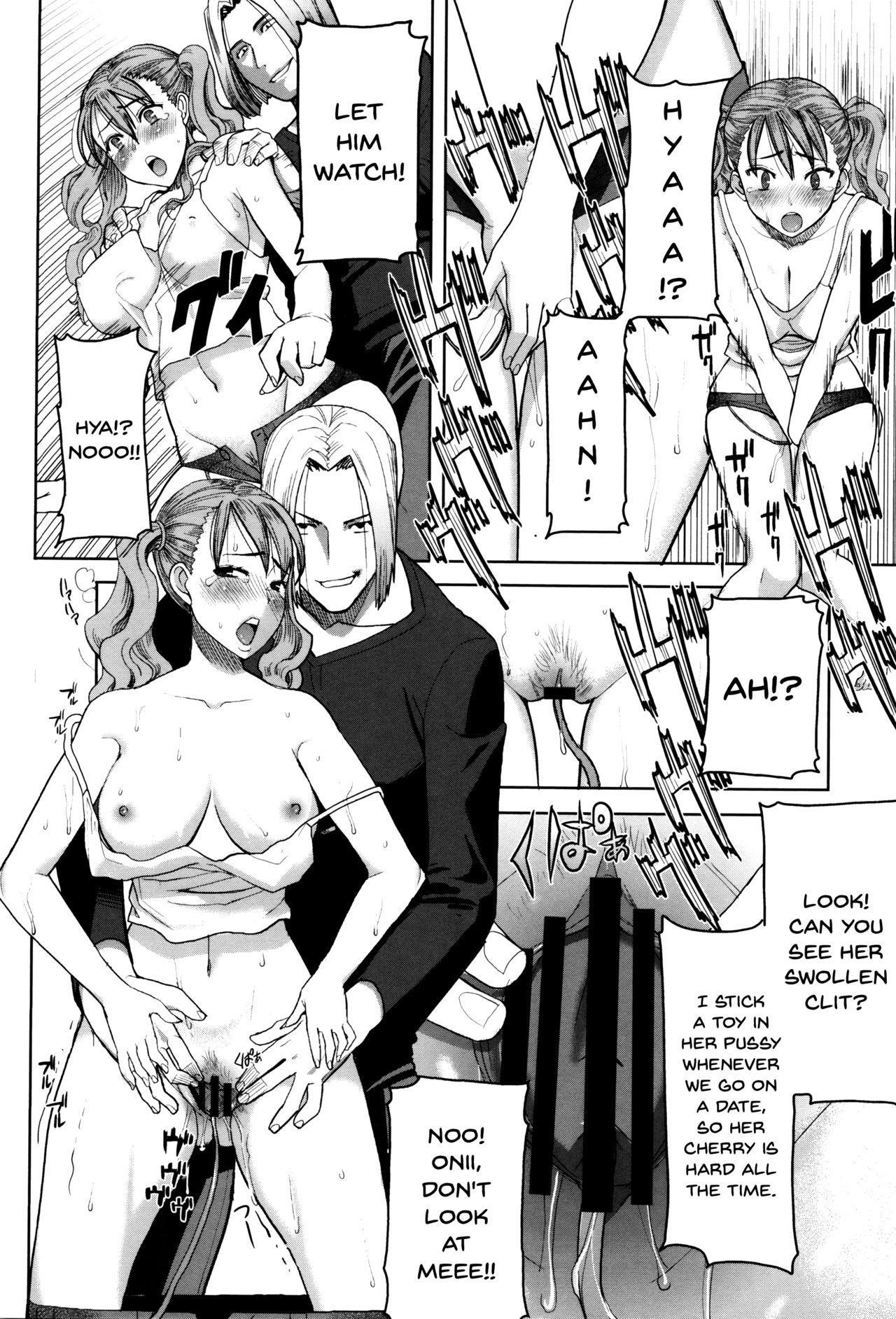 """[Tanaka Aji] """"Kare ni... Dakaremashita. Ato, Ne..."""" ~Otome ga Chuuko XXX Desu to Kokuhaku Suru Hi~   He...Embraced Me.After That... [English] {Doujins.com} 92"""