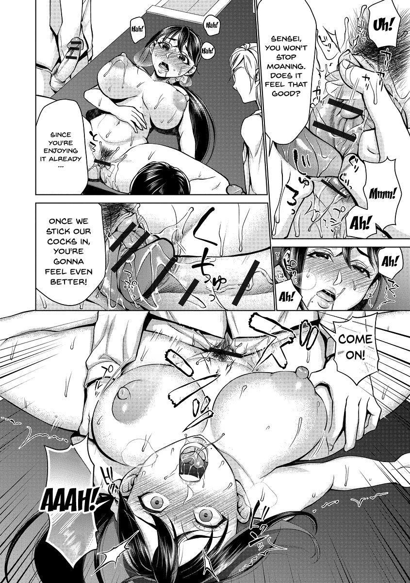 Saimin Kyousei Love Love Tanetsuke   Hypno Coerced Love Mating Ch.1-4 26