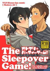 Otomari Party Game! - The Sleepover Game! 1