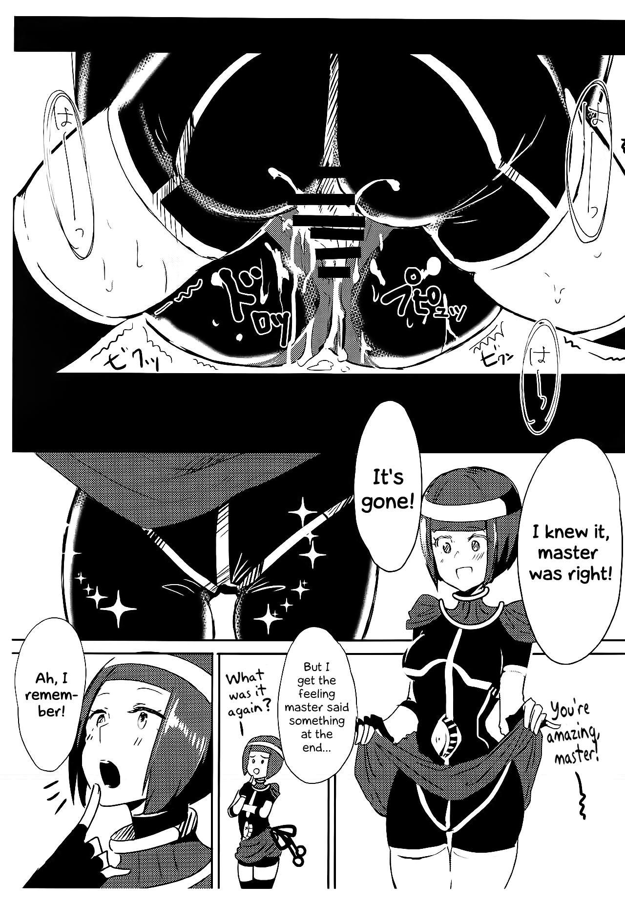Oshishou! Haechaimashita! | Master! I Grew a Dick! 16