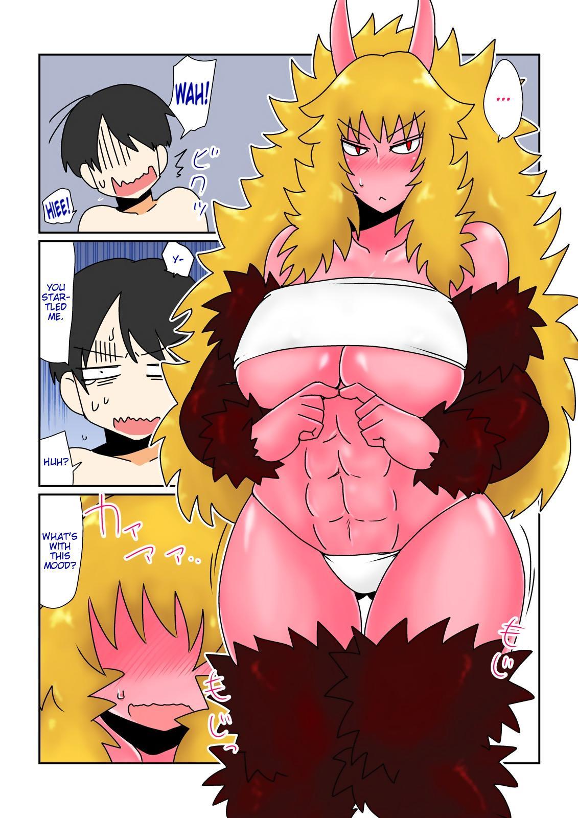 [Hroz] Game Over -Akahada Ogre Musume Hen- | Game Over 〜Red Skin Ogre Girl Edition〜 [English] [Digital] {Erelzen} 2
