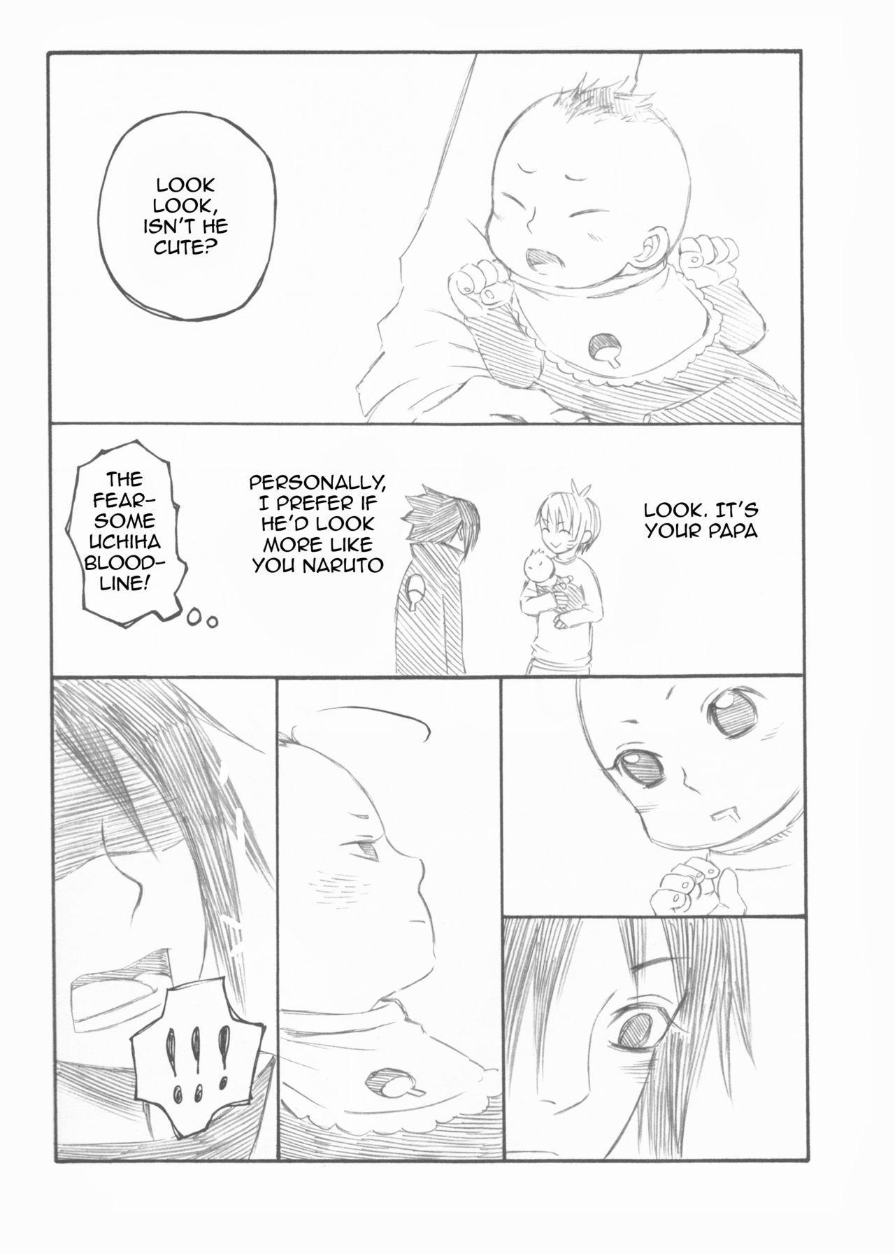 (C75) [Pierre (Garakuta Sochi)] Dream Passport (Naruto)[English] [Squigglesjp]ongoing 98