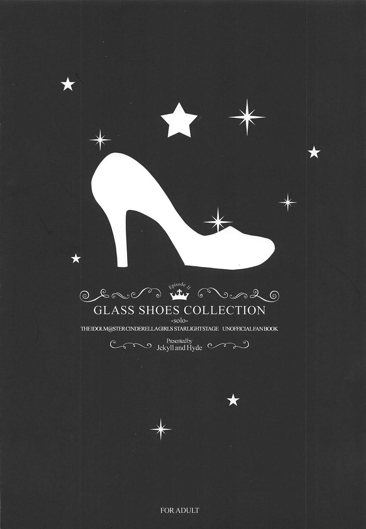 GLASS SHOES COLLECTION 72