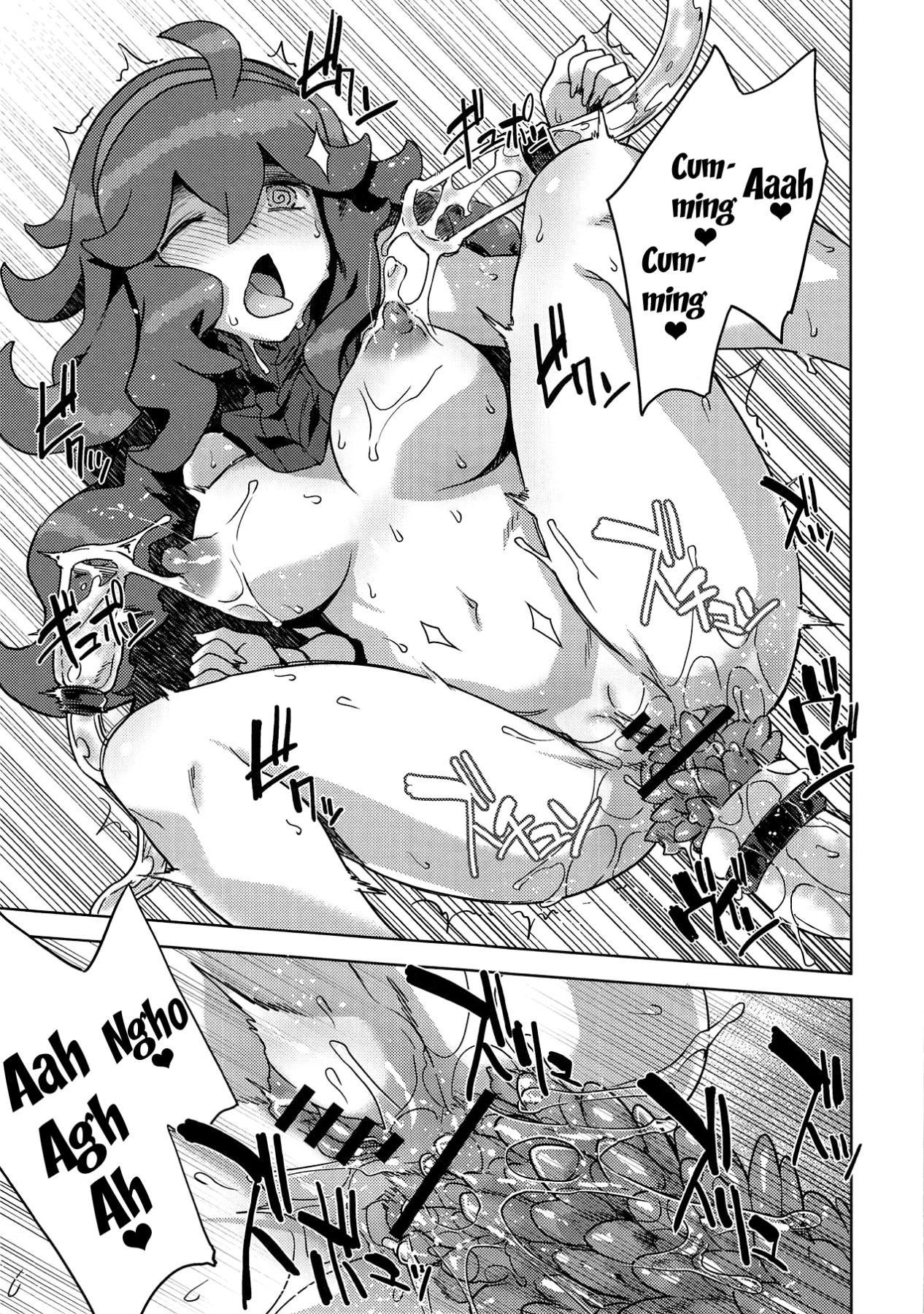 (COMIC1☆15) [Choujikuu Yousai Kachuusha (Denki Shougun)] Occult Mania-chan no Milk Factory Junbichuu | Occult Mania-chan's Milk Factory is in Preparation (Pokémon) [English] {Doujins.com} 7