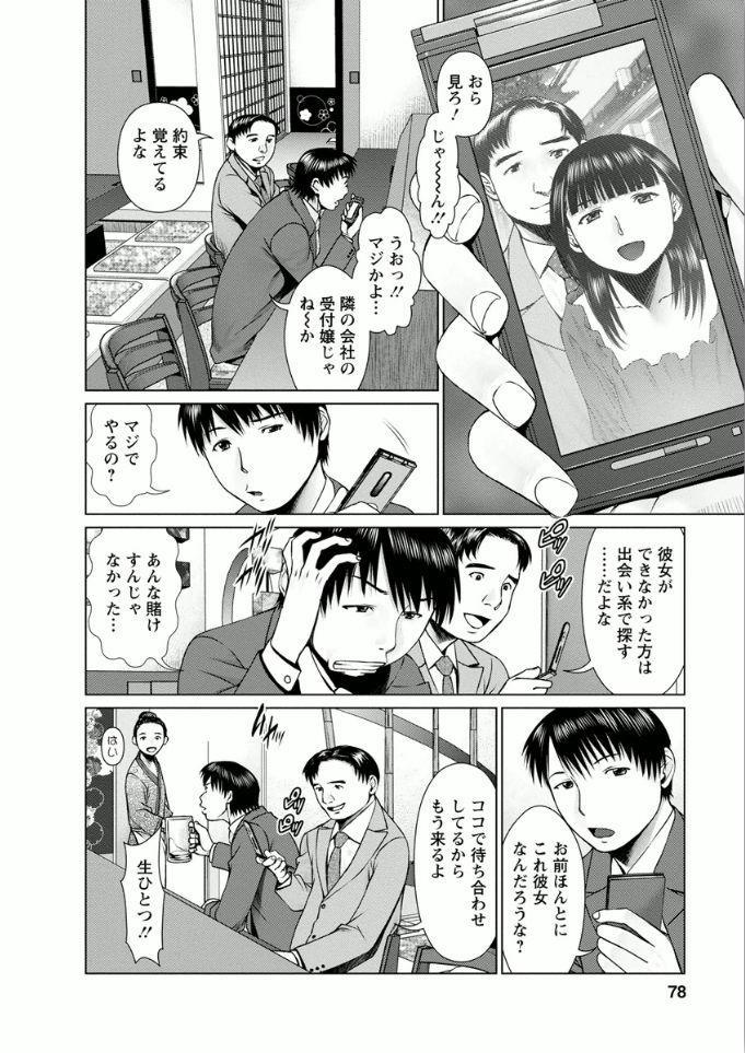 Kanojo ni Shiyou!! 77