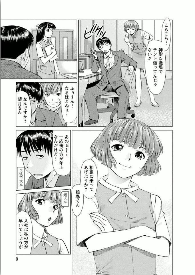 Kanojo ni Shiyou!! 8