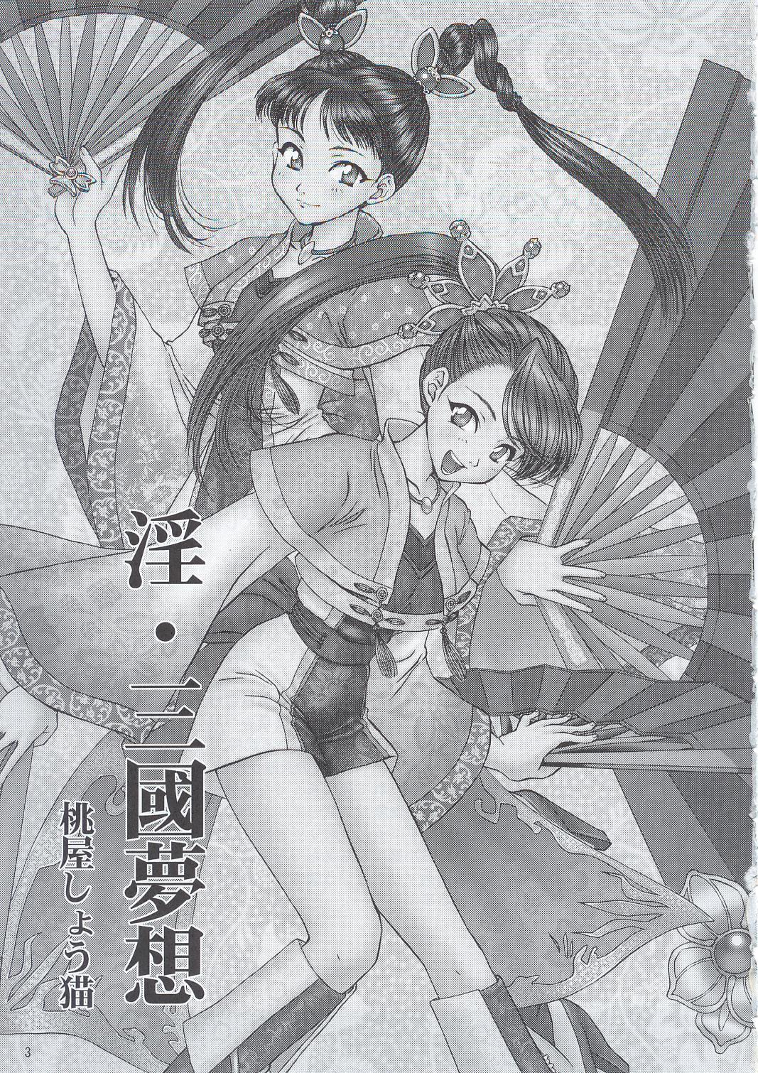 In Sangoku Musou 1