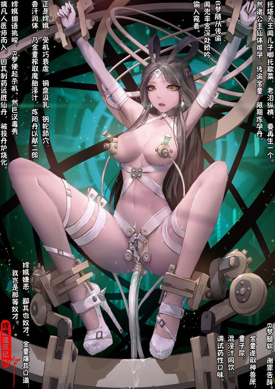 A Rebel's Journey:  Chang'e 157