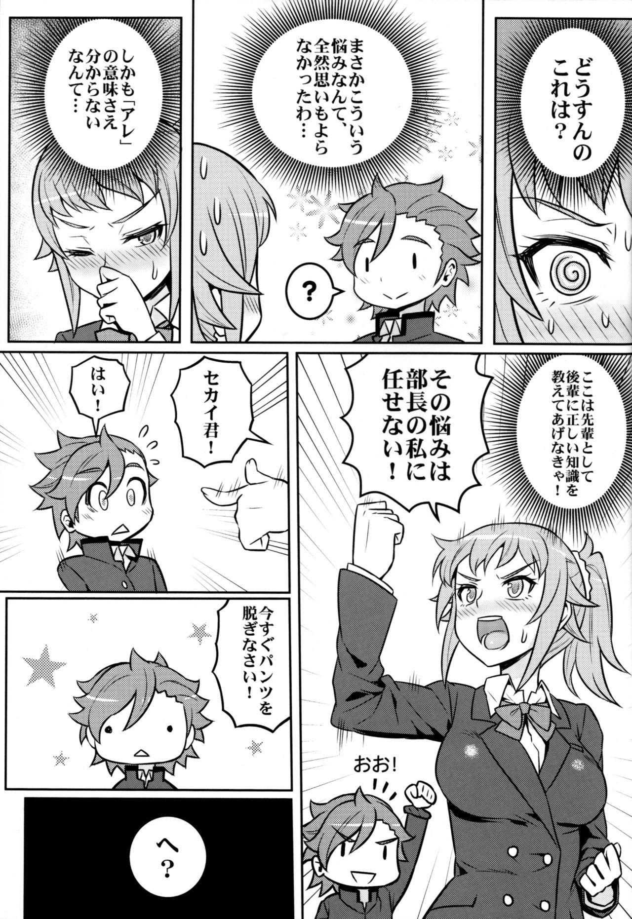 Nayamashii Fighters 5