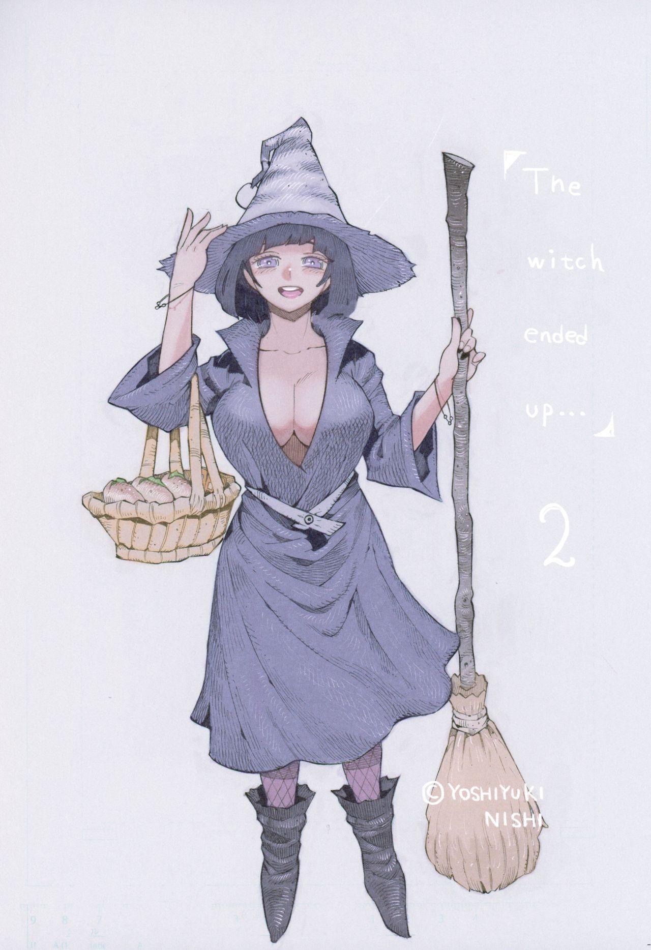 Majo wa Kekkyoku Sono Kyaku to 2 1