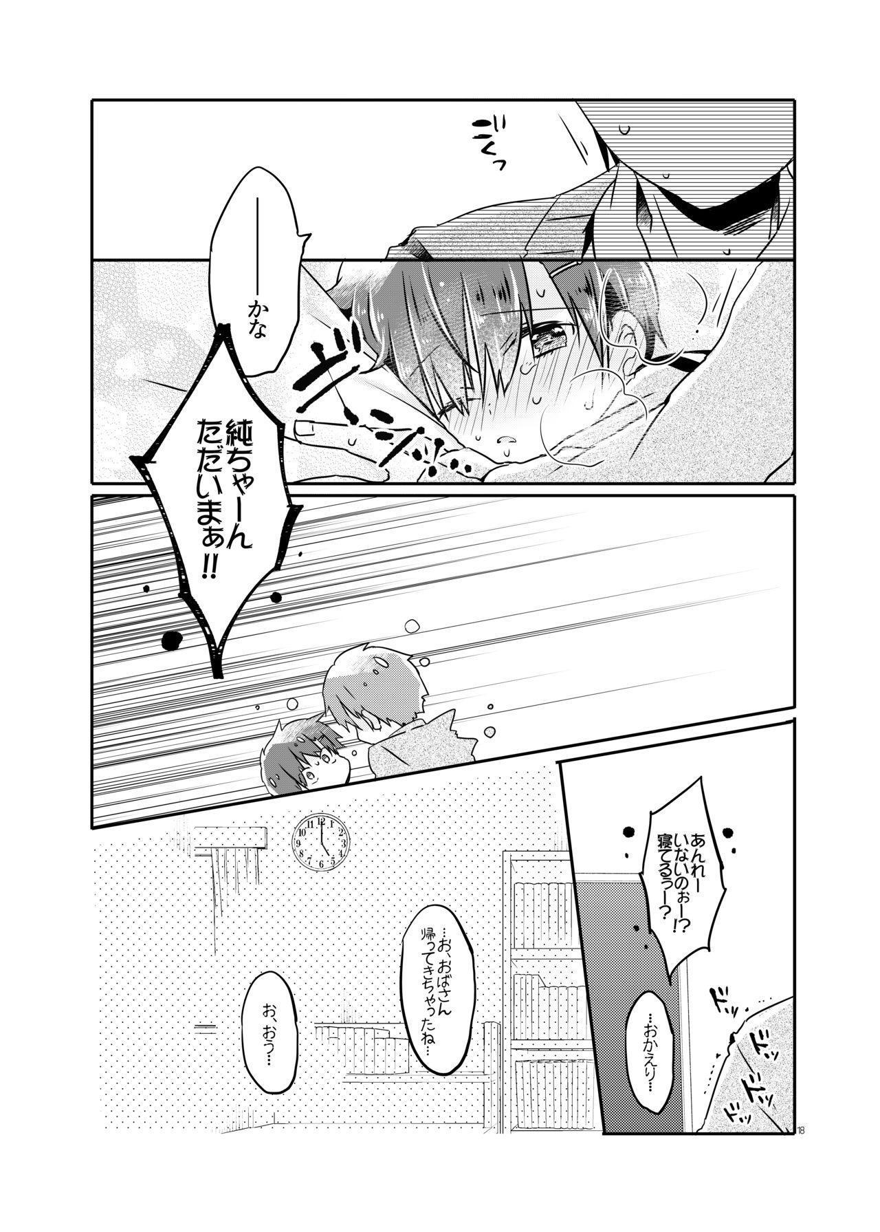 Totsugeki! Rinka no Josou Shounen 2 16