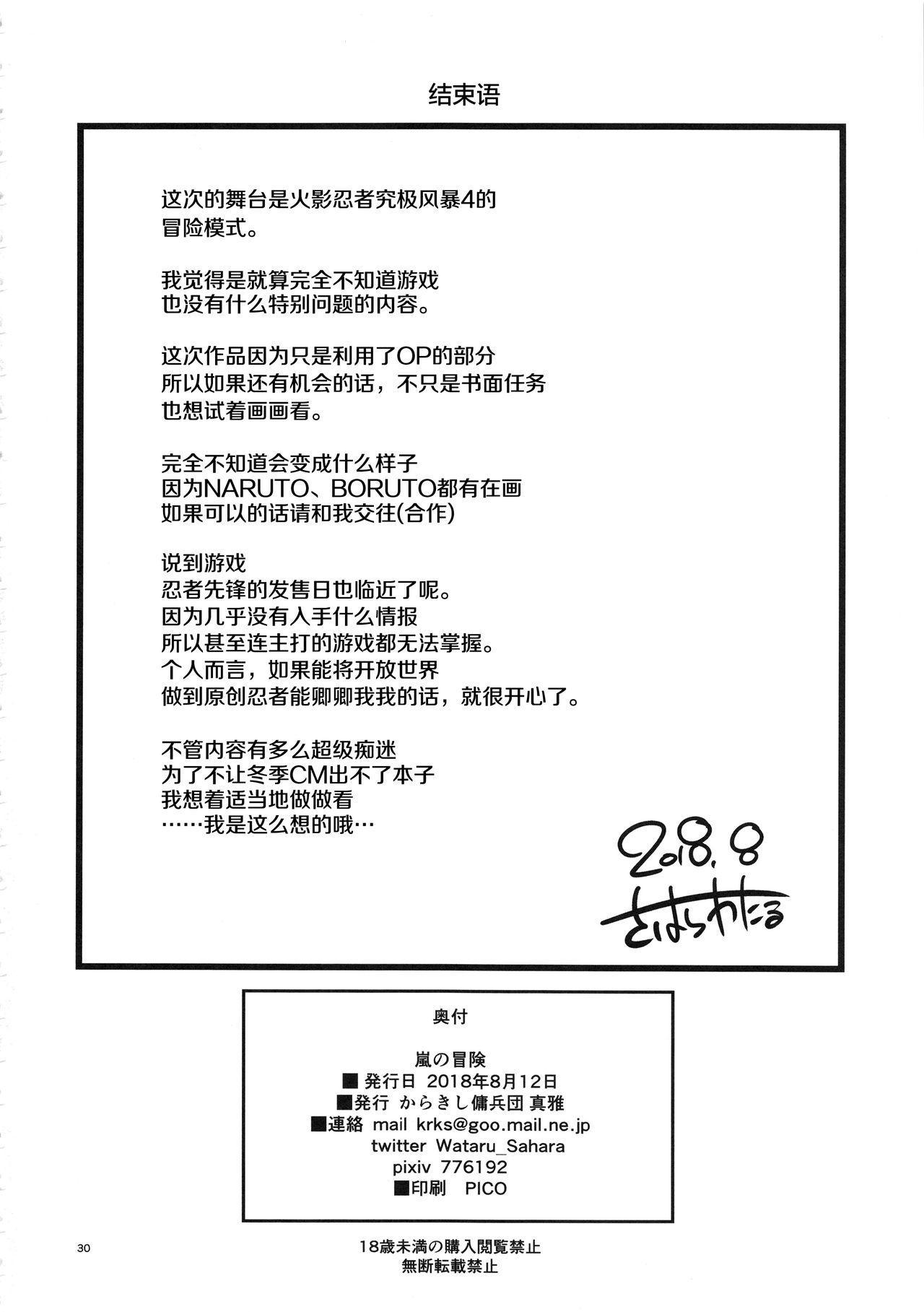 Arashi no Bouken 28