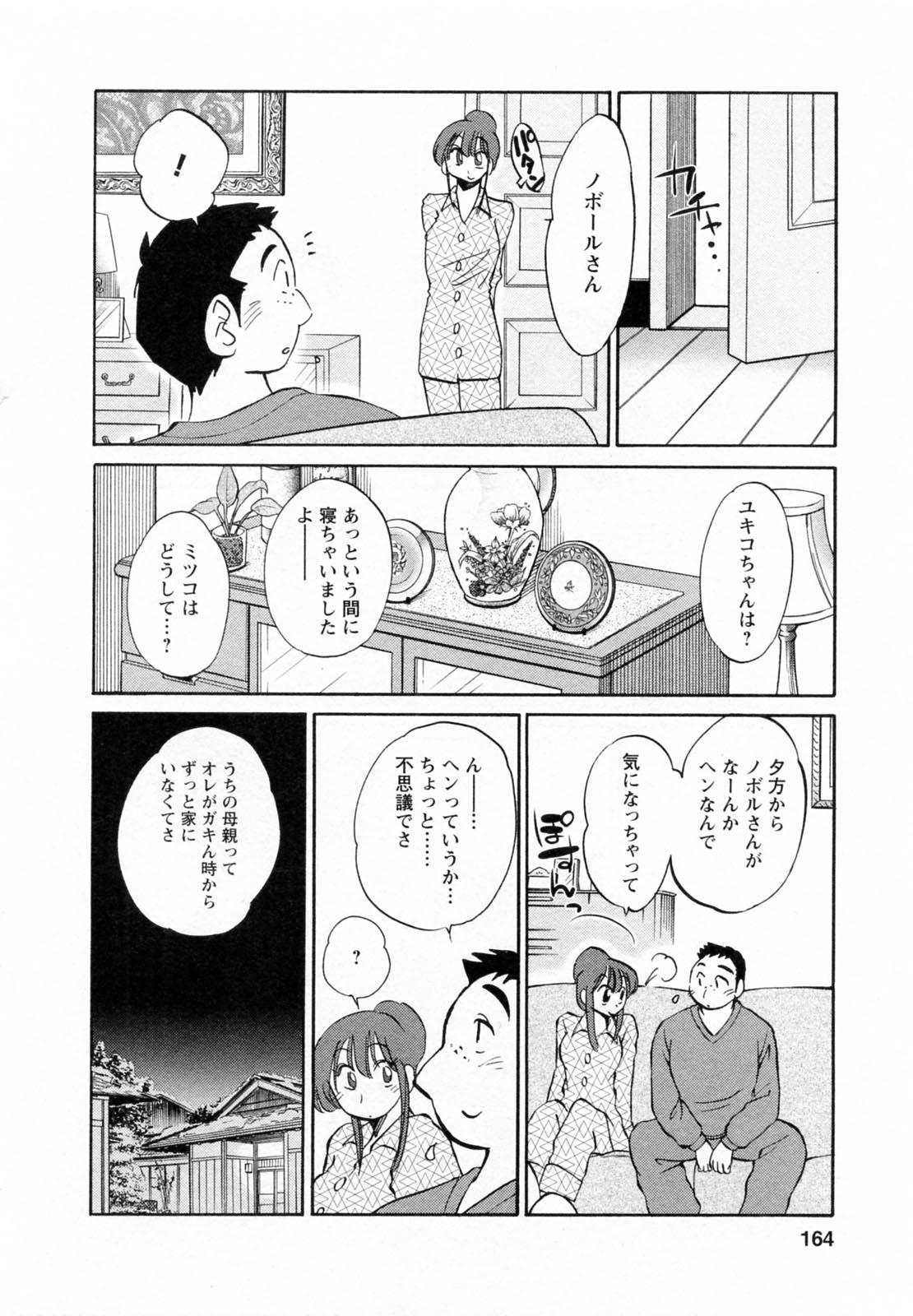 Maid no Mitsukosan Vol.1 163