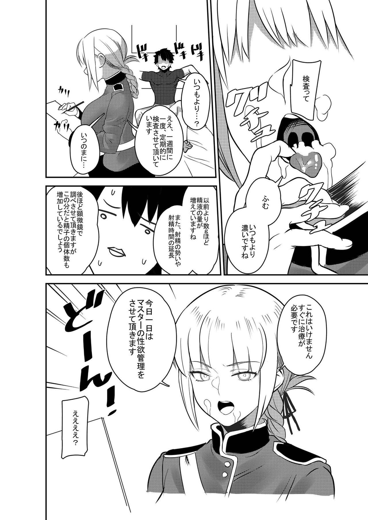 Master Shasei Kanri Nisshi 5