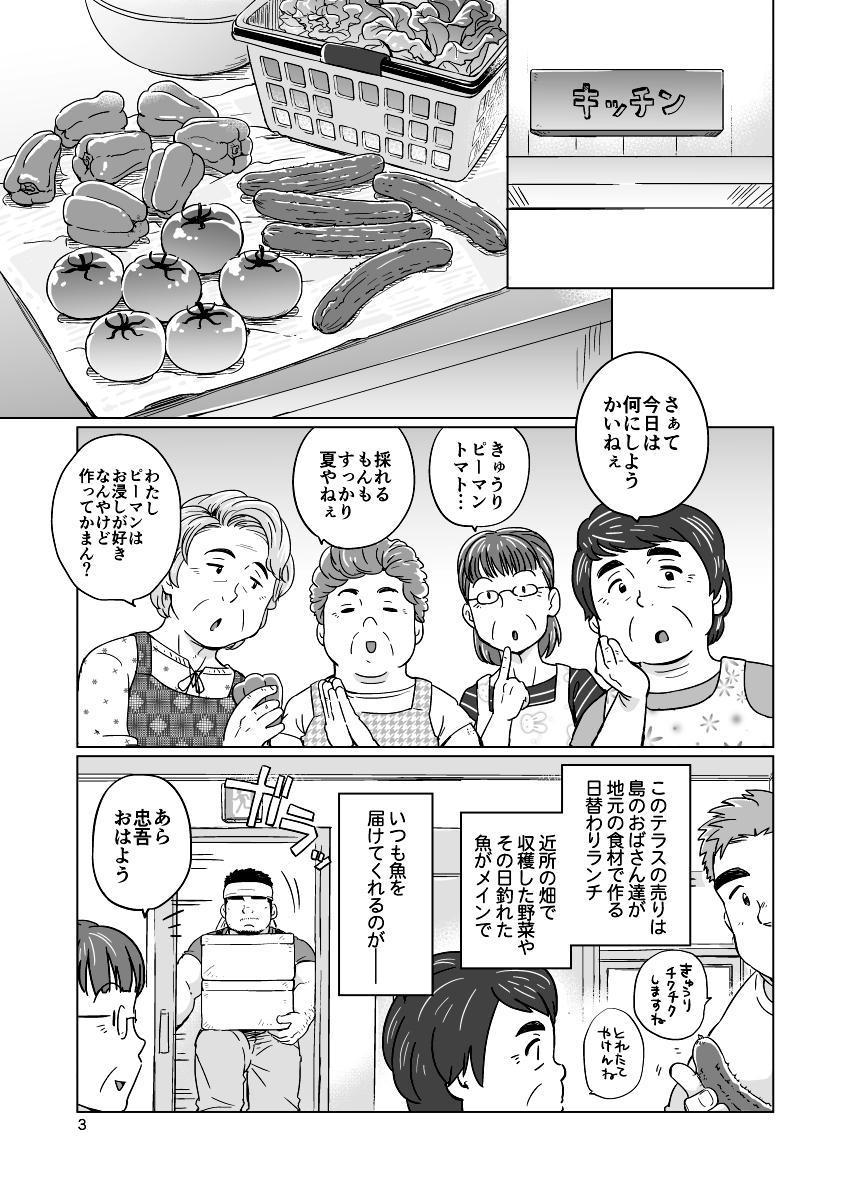 City Boy to Seto no Shima 1, 2 3