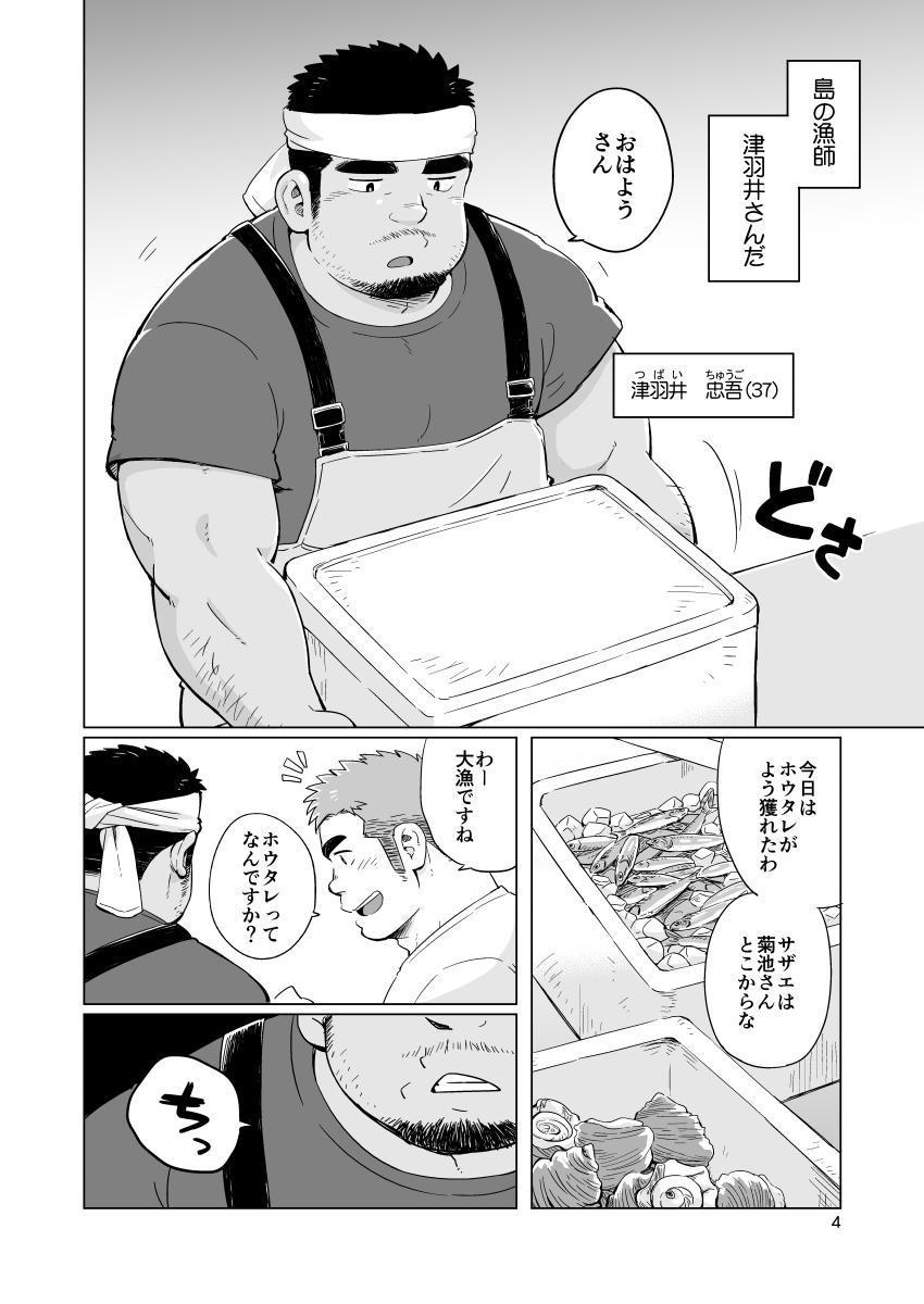 City Boy to Seto no Shima 1, 2 4