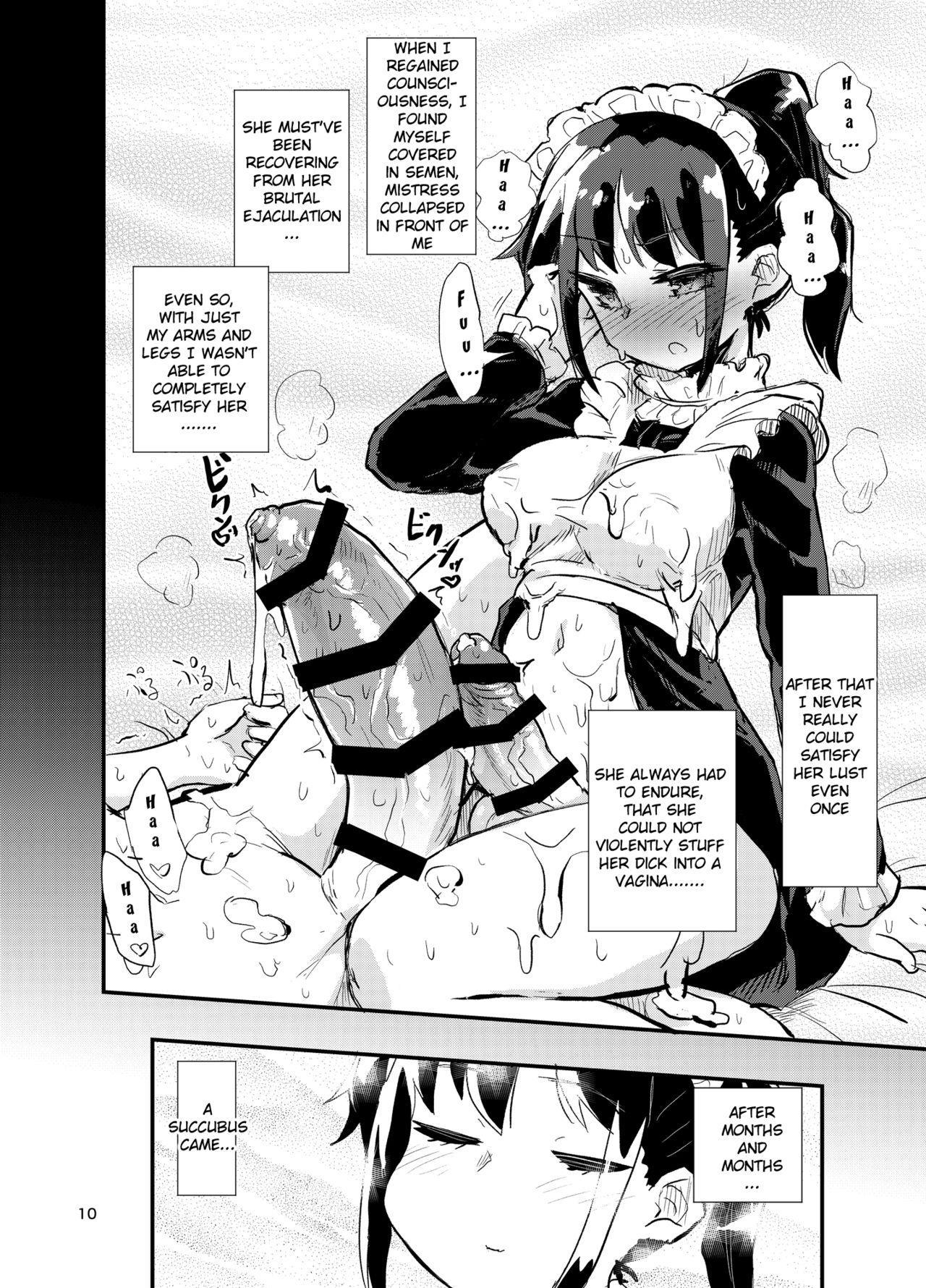 Futanari Succubus-chan # 04 8