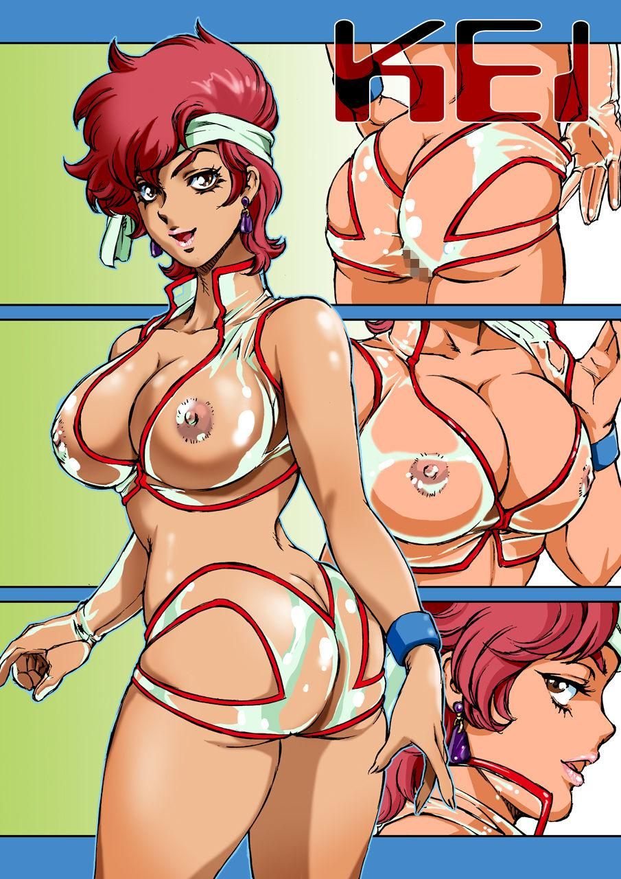 Dirty Pair Style 14
