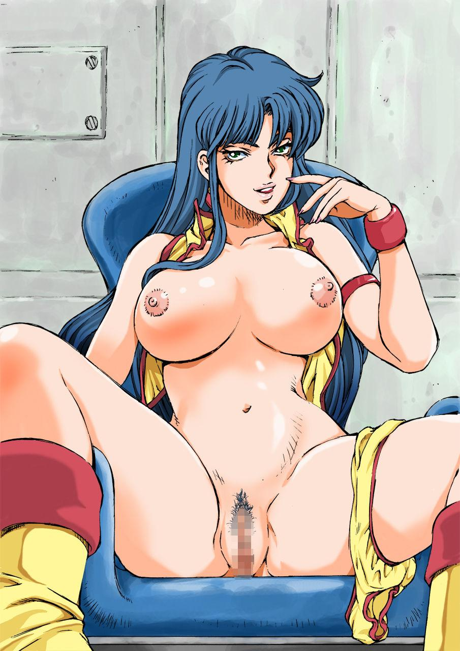 Dirty Pair Style 6