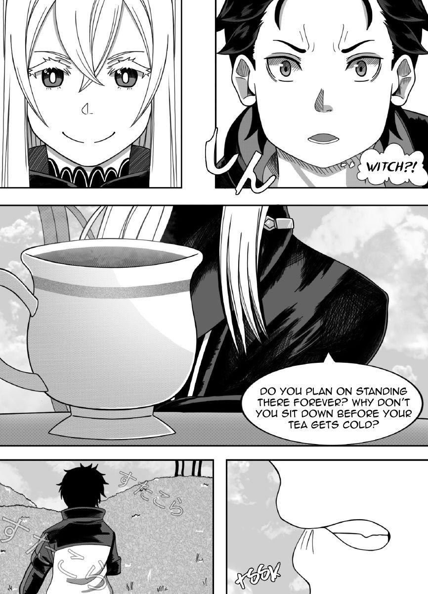 Re:Zero ''Tea Time'' Doujin 4