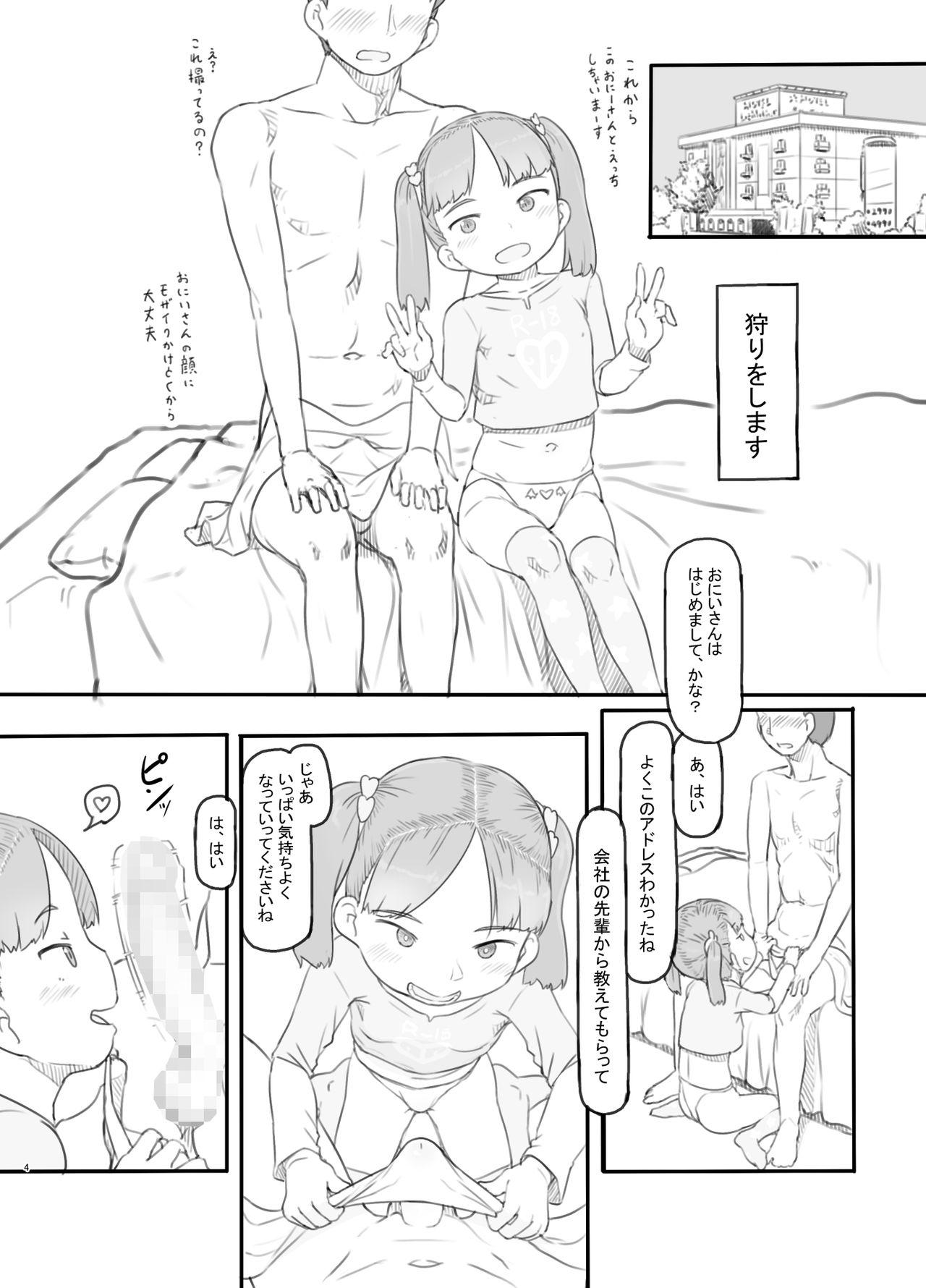 Mesugaki Succubus o Wakaraseru 3