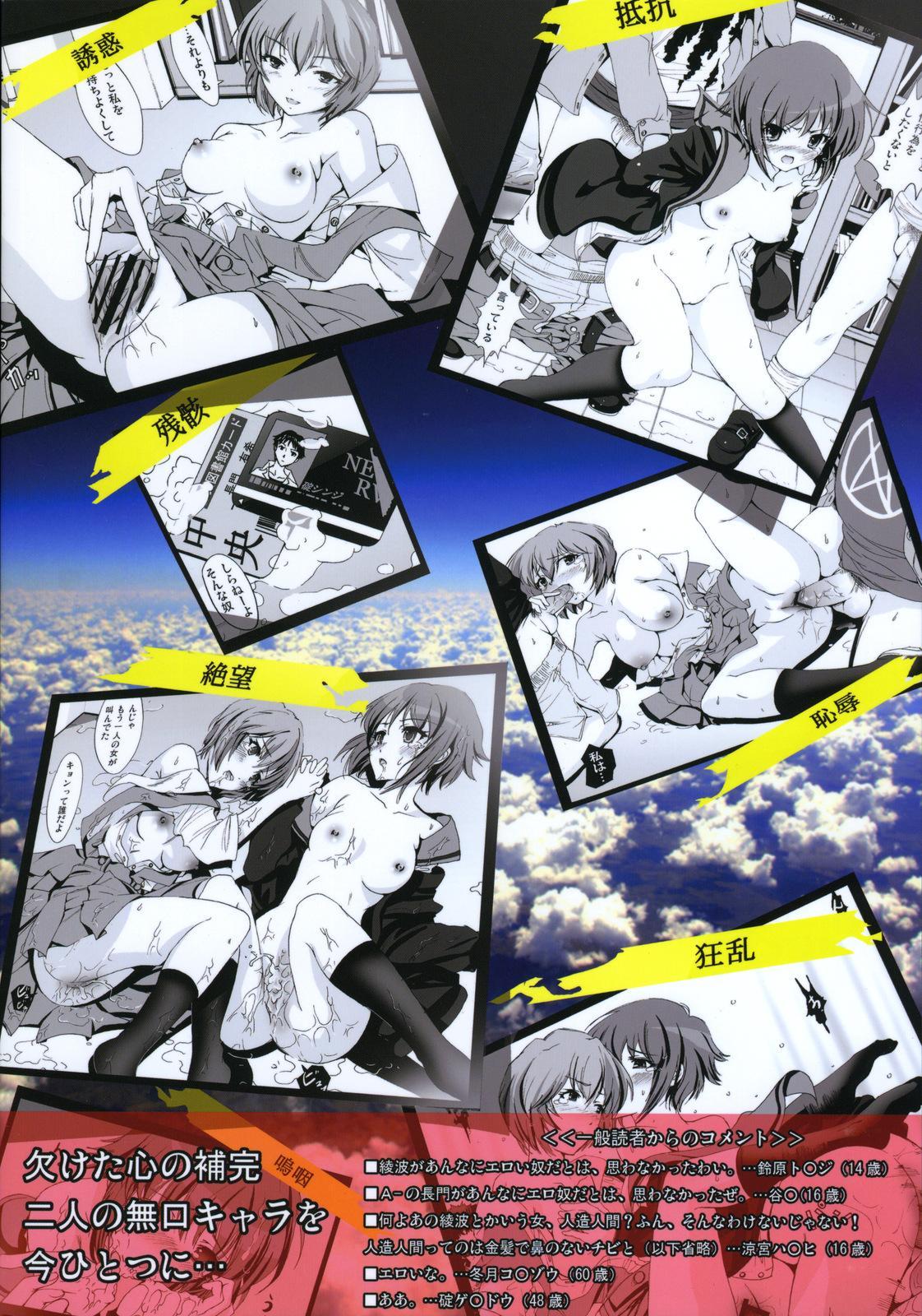 Ayanami X Nagato 25
