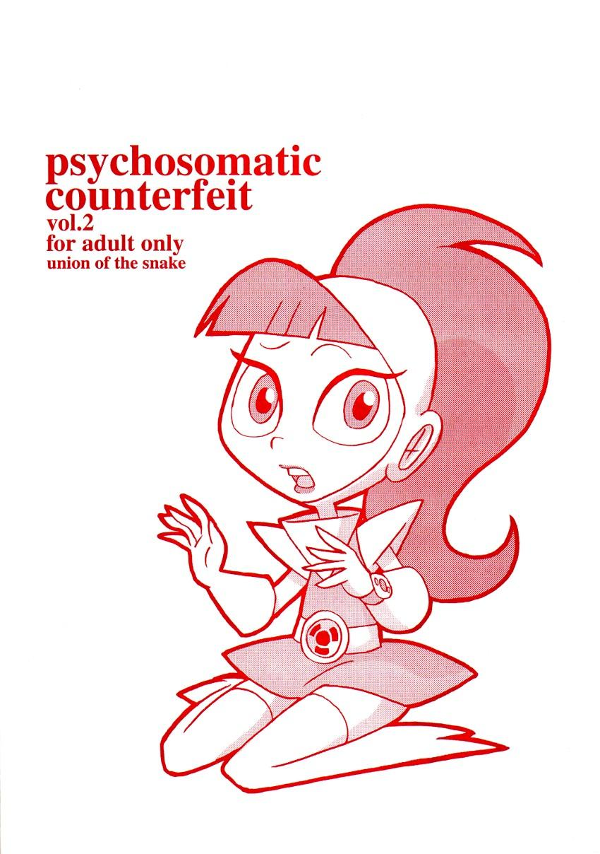 psychosomatic counterfeit vol. 2 41