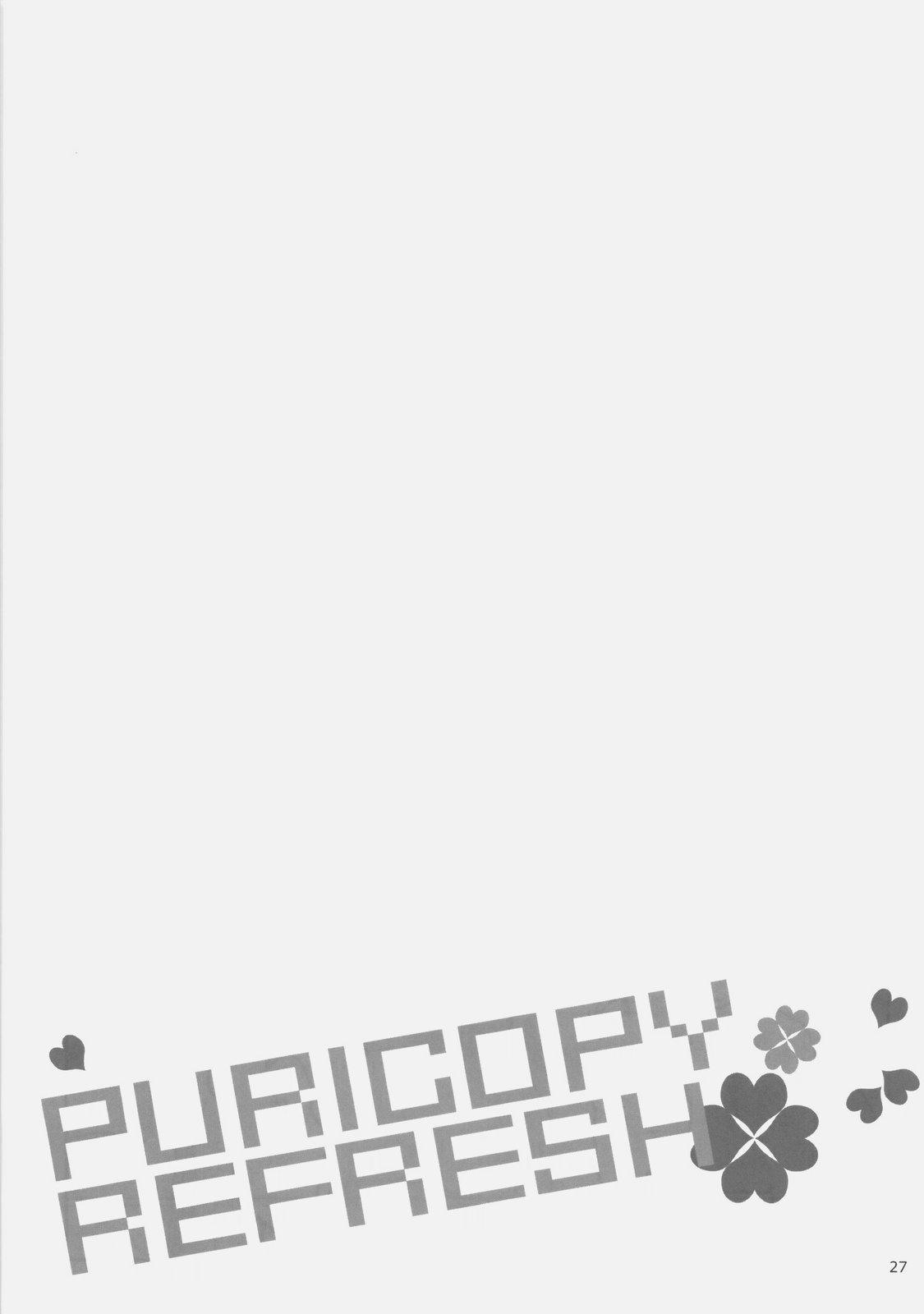 Puricopy Refresh 25
