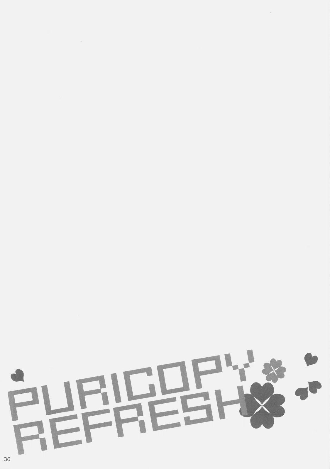 Puricopy Refresh 34