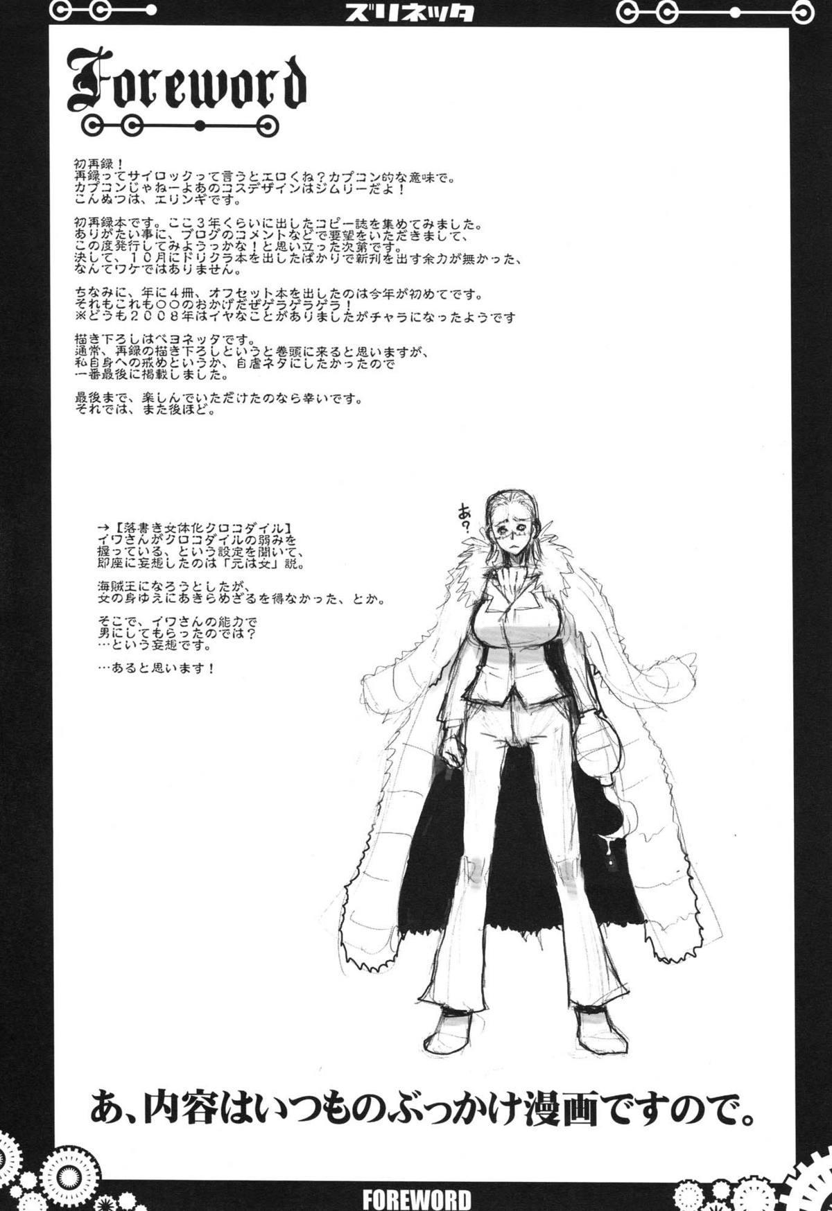(C77) [VARIABLE? (Yukiguni Eringi)} Zurinetta (Various) 2
